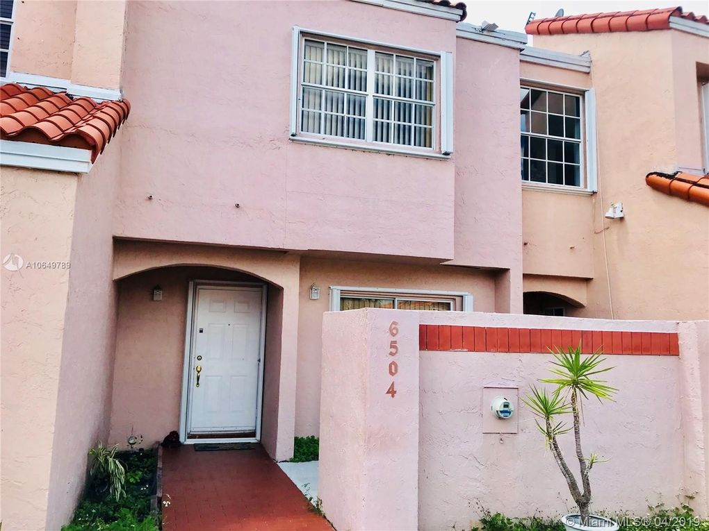 6504 Sw 129th Ave Unit 6504, Miami, FL 33183