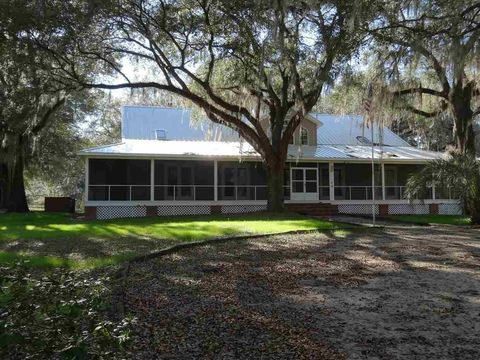 monticello fl waterfront homes for sale