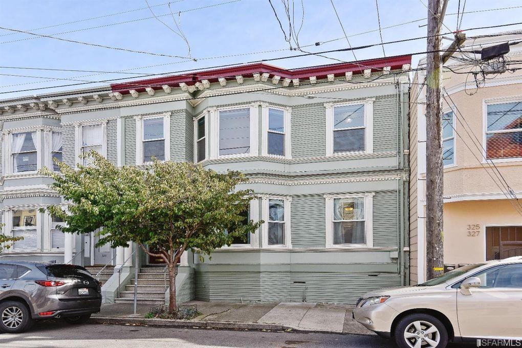 319-321 Arlington St San Francisco, CA 94131