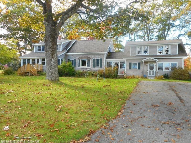 South Bristol Maine Property Tax