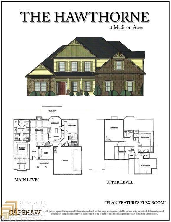 4035 Madison Acres Dr Unit 38, Locust Grove, GA 30248