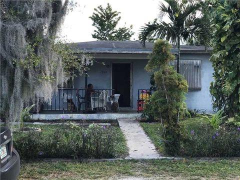 12745 Nw 17th Pl, Miami, FL 33167