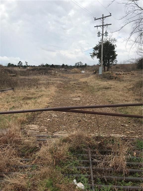 Tbd Raw Land, Wister, OK 74966