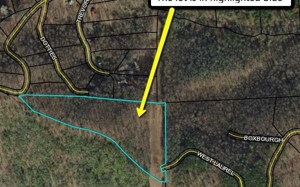 Map Of Young Harris Georgia.W Laurel Ln Young Harris Ga 30582 Realtor Com