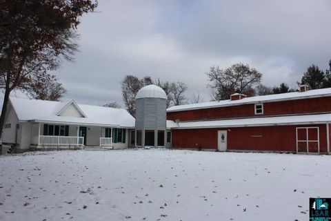 9175 E Tower Heights Rd, Gordon, WI 54838