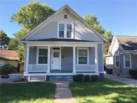 531 N Kansas St, Edwardsville, IL 62025