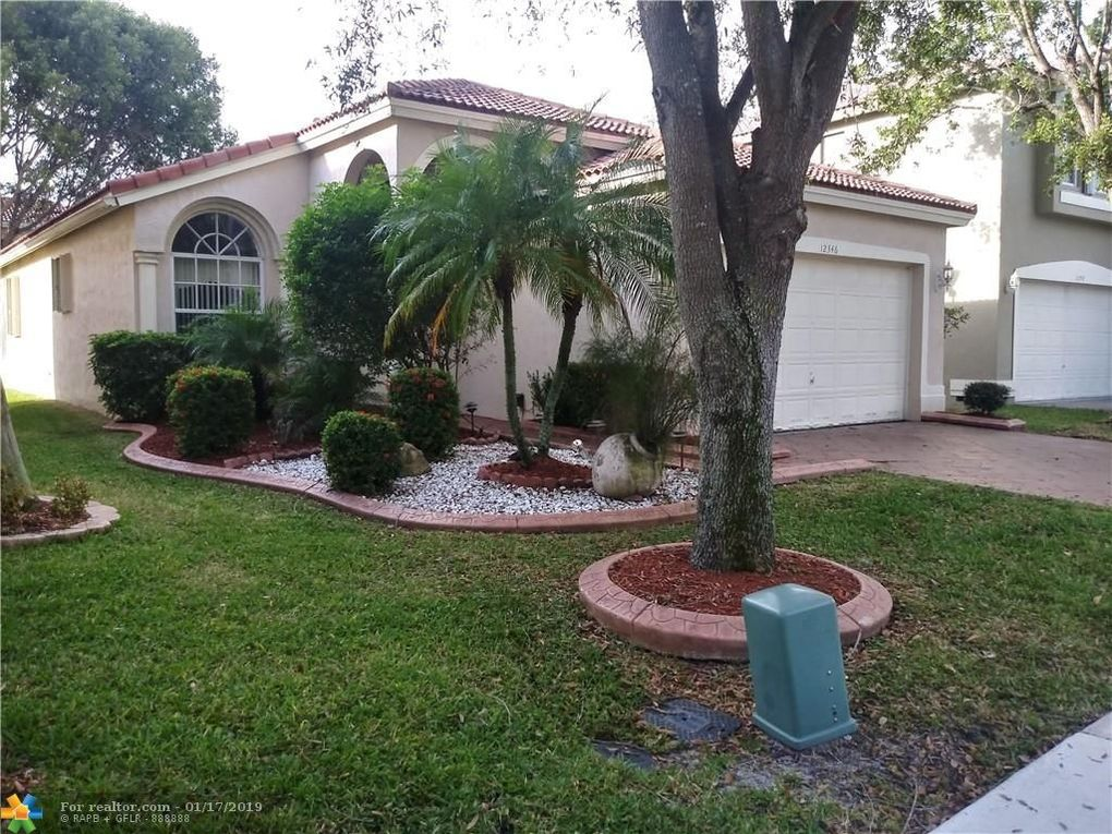 12346 Nw 54th Ct Coral Springs Fl 33076 Realtor