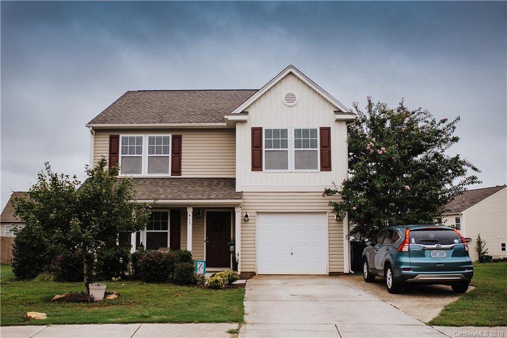 417 Homestead Ln Albemarle, NC 28001