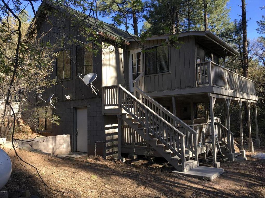 3737 N Mohawk St, Pine, AZ 85544