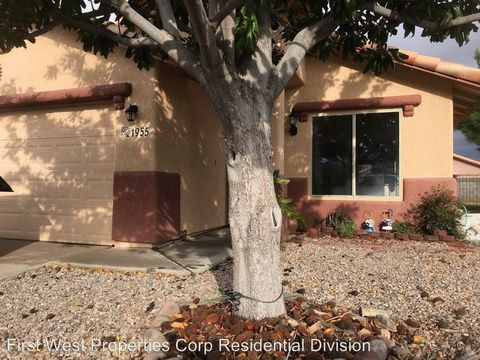 Photo of 1955 Chaparral Dr, Sierra Vista, AZ 85635
