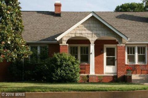 for rent with basement in fredericksburg va