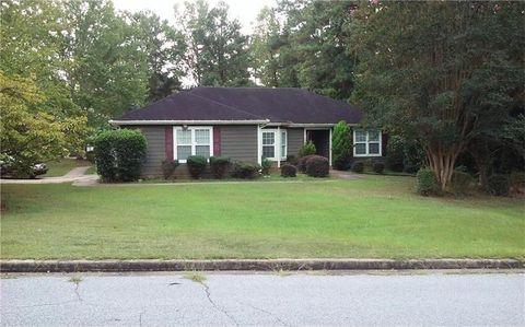 Jonesboro GA Real Estate
