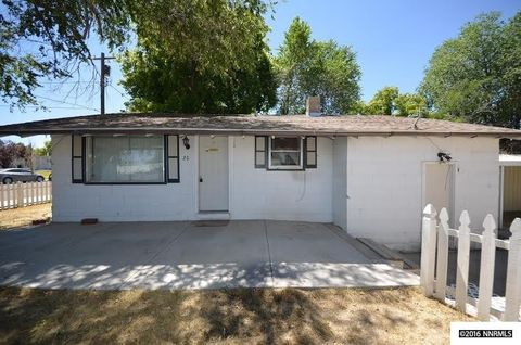 20 W South St, Winnemucca, NV 89445
