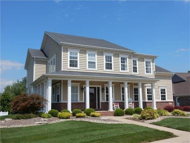 7039 koufax ct edwardsville il 62025 home for sale