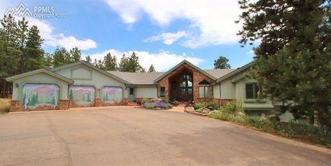Woodland Park CO Real Estate