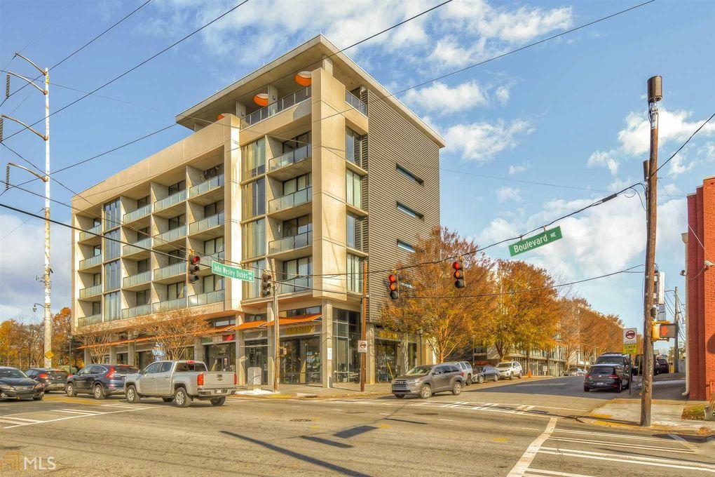 480 John Wesley Dobbs Ave Ne Unit 617, Atlanta, GA 30312