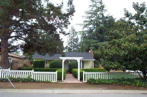 100 Jordan Ave, Los Altos, CA 94022