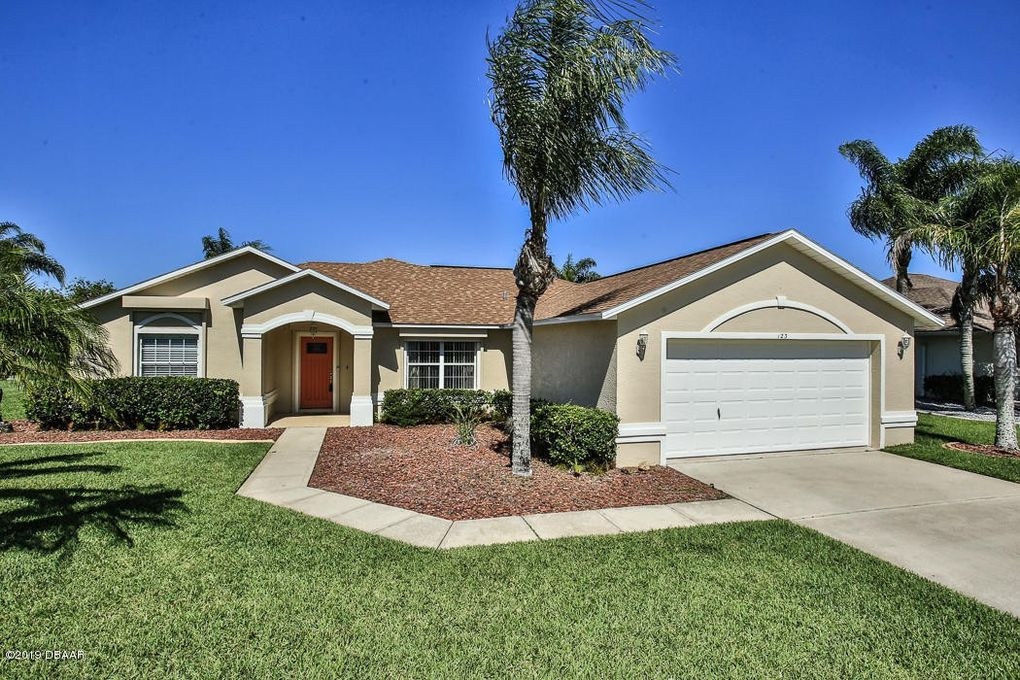 123 Spinnaker Cir South Daytona, FL 32119