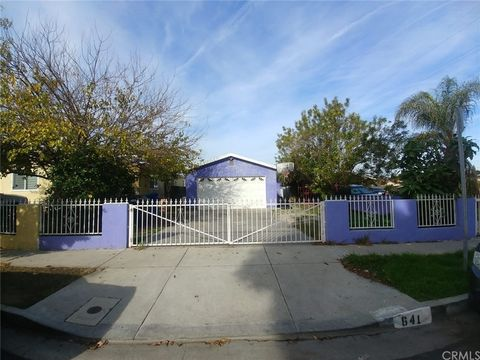 641 E 119th St, Los Angeles, CA 90059