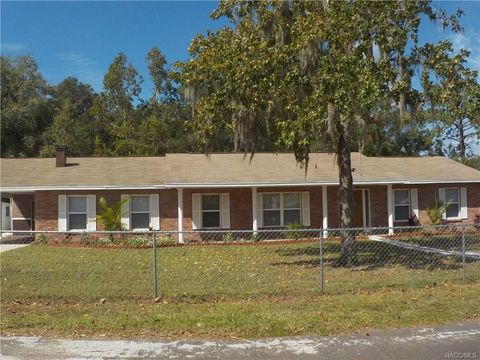 1590 S Tranquil Ave Inverness FL 34450