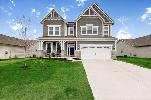 Photo of 8836 Wicklow Way, Brownsburg, IN 46112