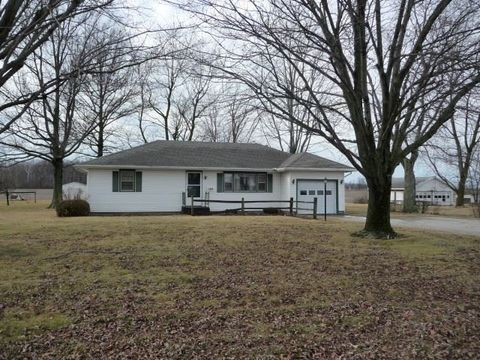 7586 N State Road 1, Ossian, IN 46714