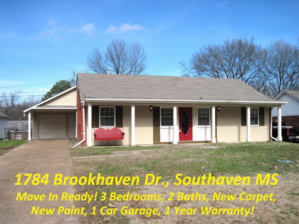 1784 Brookhaven Southaven MS 38671