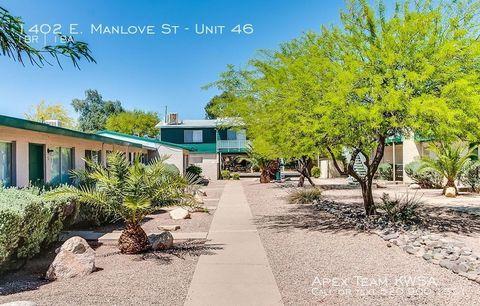 Photo of 1402 E Manlove St Apt 46, Tucson, AZ 85719
