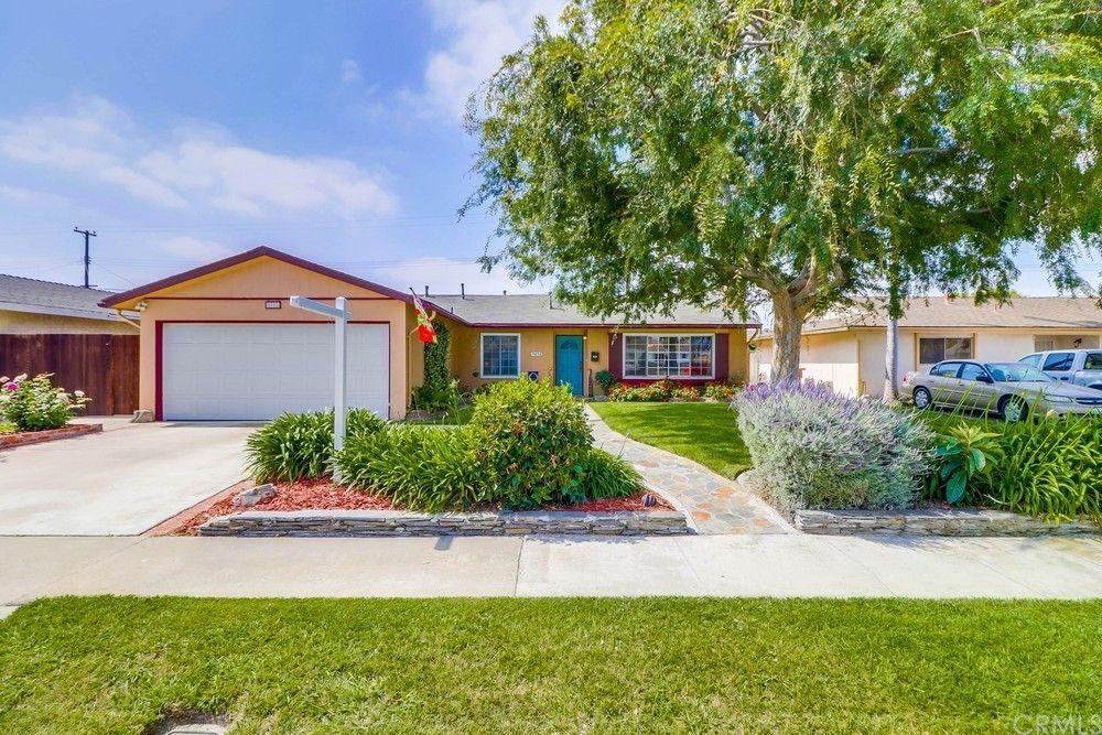 5452 Vanguard Ave Garden Grove, CA 92845