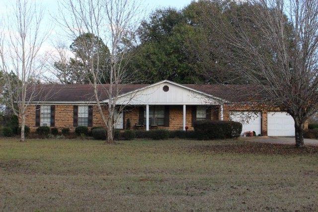 1172 Lower Rge Rd, Monroeville, AL 36460