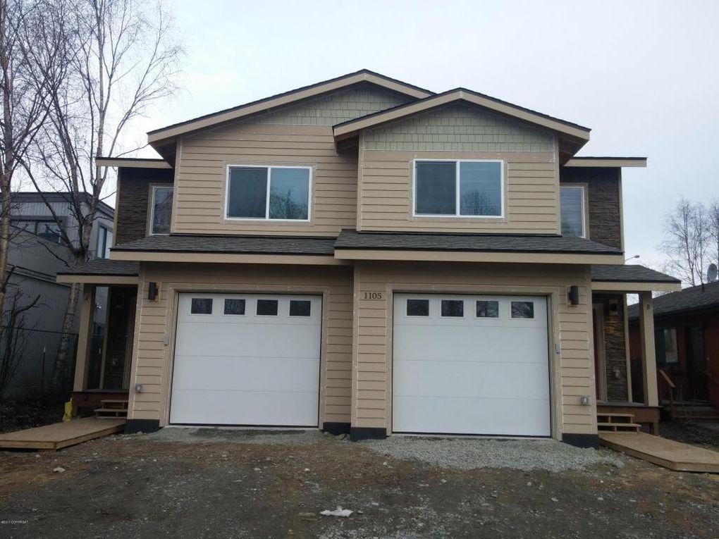 1105 Wilshire Ave Unit A, Anchorage, AK 99503