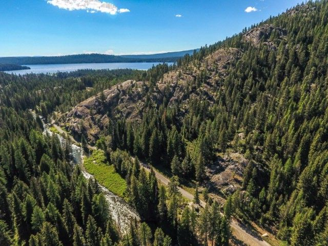 Lick creek road mccall idaho excellent and
