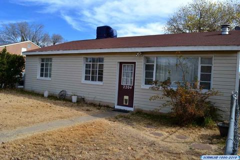 Photo of 2204 N Cactus St, Silver City, NM 88061