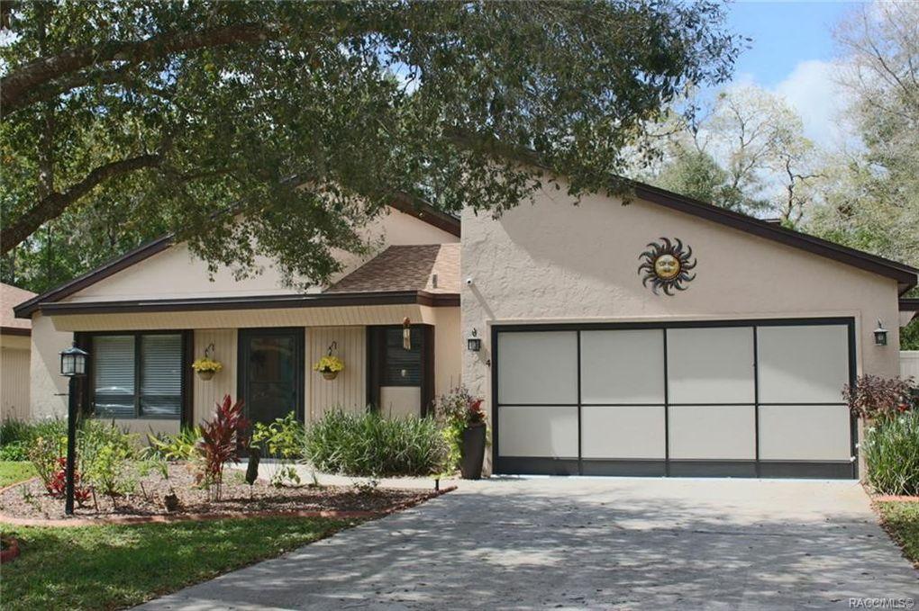 4 Pinewood Grn Homosassa, FL 34446