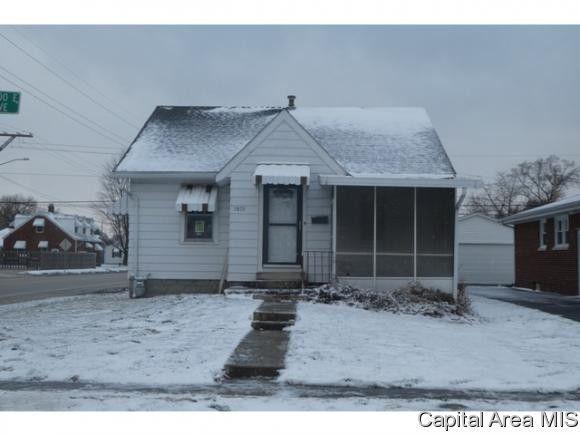 1801 E Converse Ave, Springfield, IL 62702