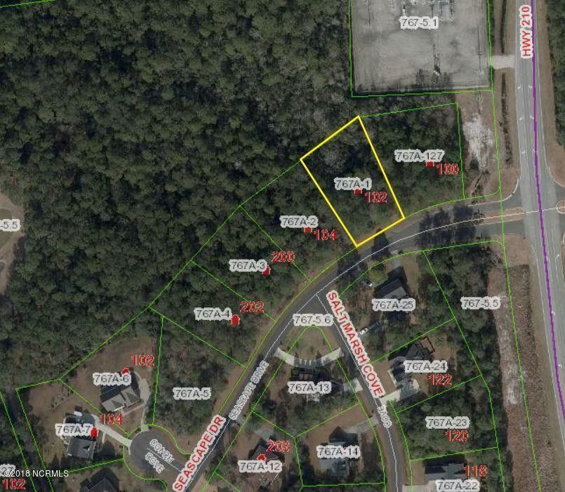 102 Seascape Dr Sneads Ferry Nc 28460 Recently Sold Land Sold