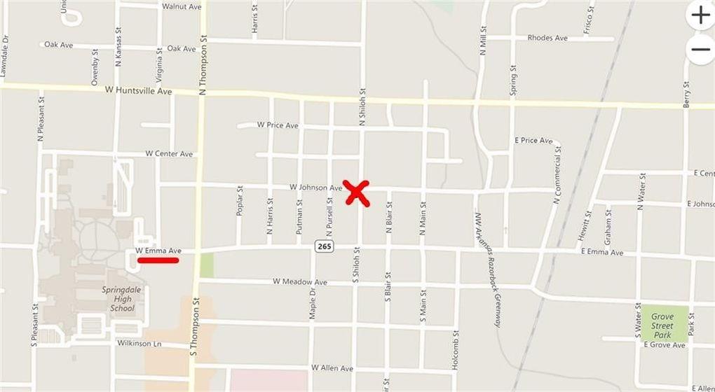 409 W Johnson Ave, Springdale, AR 72764 - realtor.com®
