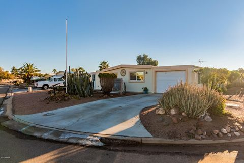 Photo of 611 S 86th Pl, Mesa, AZ 85208. Mfd/Mobile Home