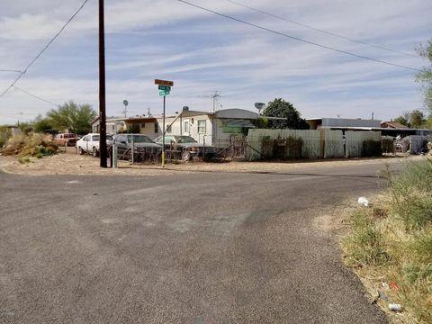 21734 W Griffin Ave, Wittmann, AZ 85361