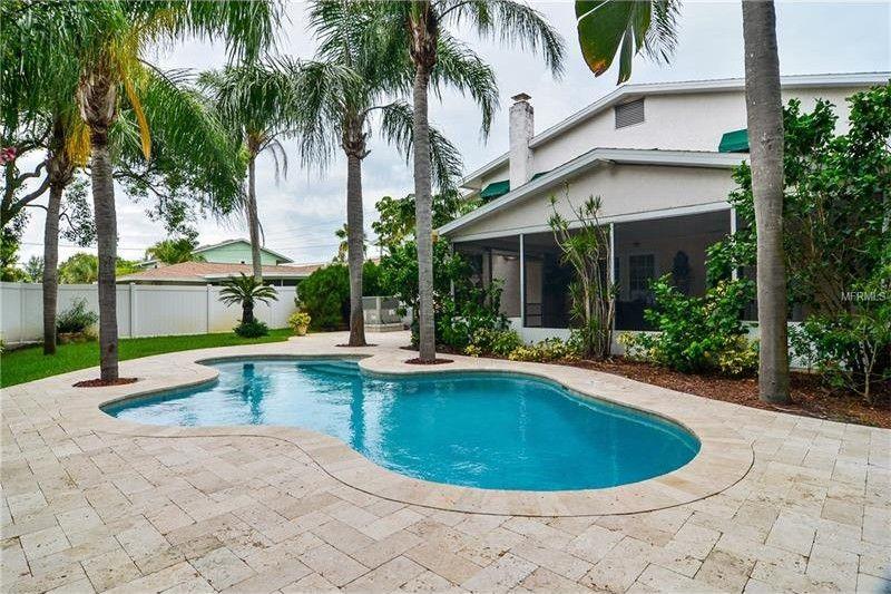 Homes For Sale Gulf Blvd Belleair Beach Fl
