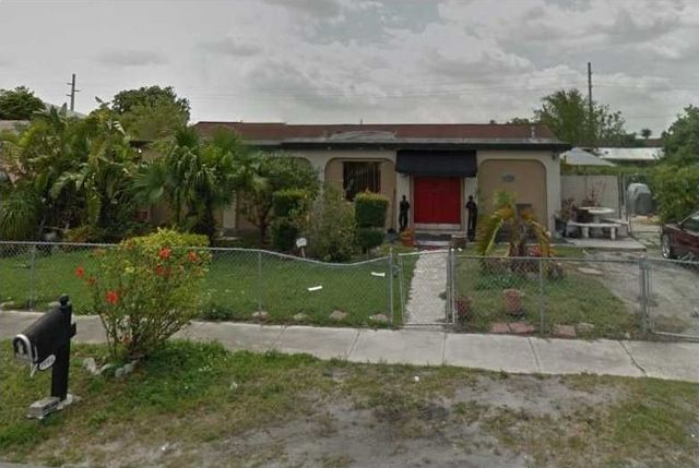 3466 Nw 180th St Miami Gardens Fl 33056 Home For Sale
