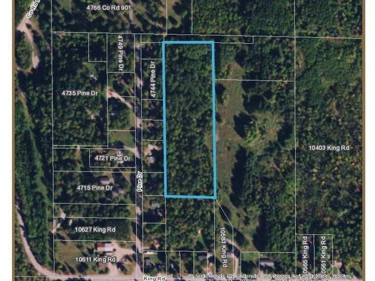 pine dr orr mn 55771 land for sale and real estate listing