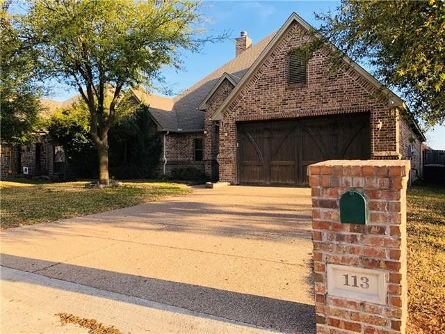 113 Muirfield Dr, Willow Park, TX 76008