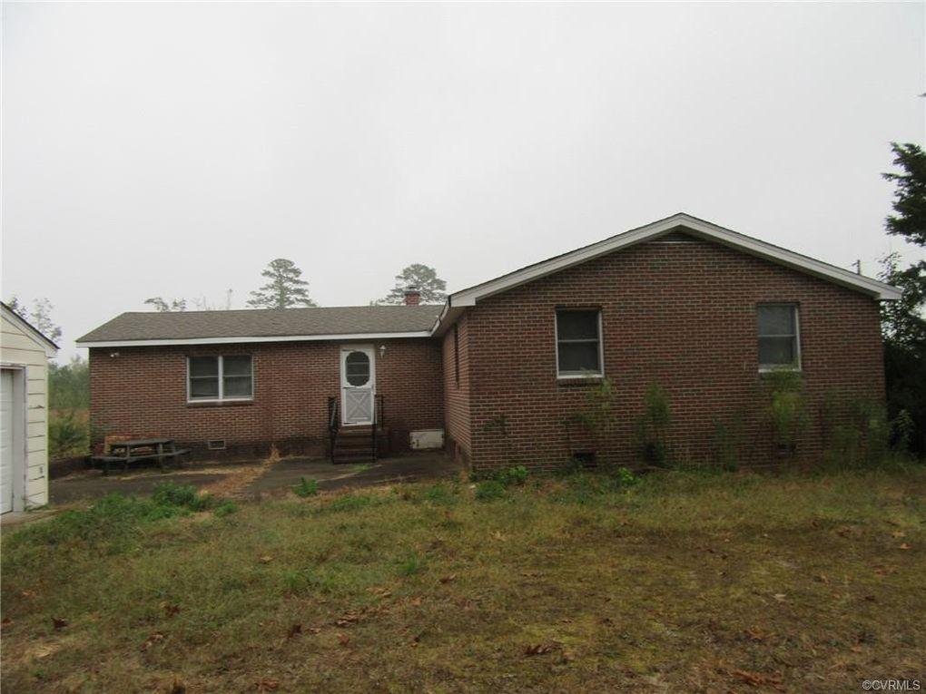 16910 Concord Sappony Rd Stony Creek, VA 23882