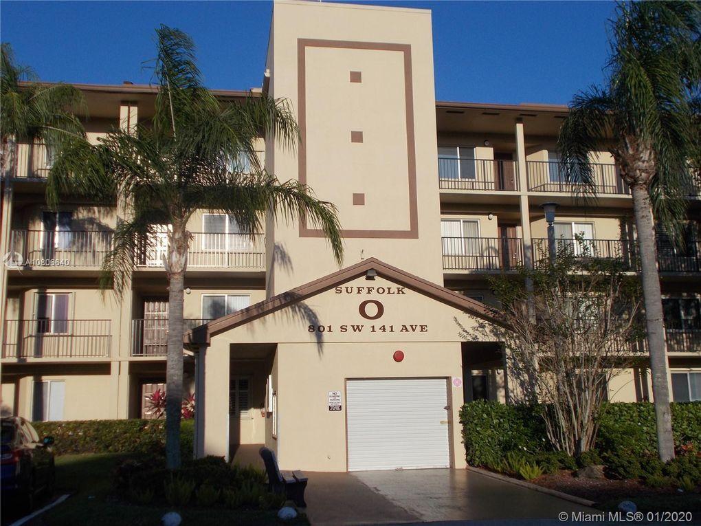 801 SW 141st Ave Unit 407O Pembroke Pines, FL 33027