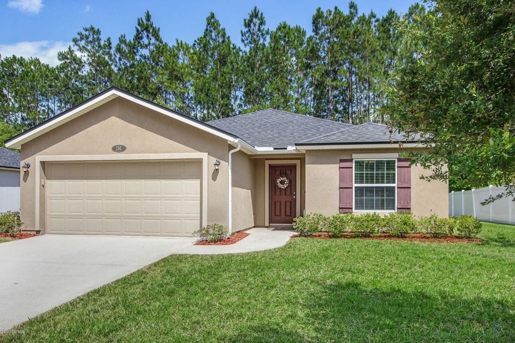 116 Cooper Bay Ct Saint Augustine, FL 32092