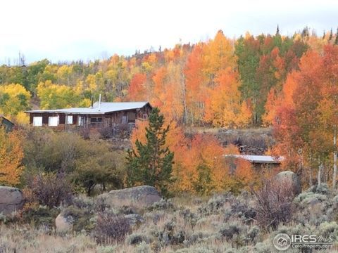 6267 County Road 22, Walden, CO 80480