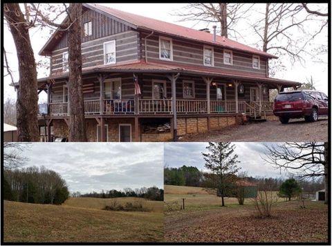 1933 Mc Cormick Ridge Rd, Red Boiling Springs, TN 37150