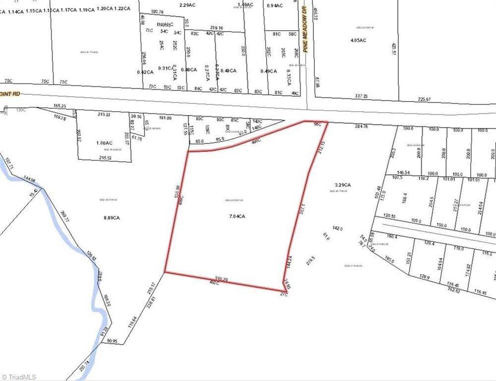 5090 High Point Rd Kernersville Nc 27284 Recently Sold Land
