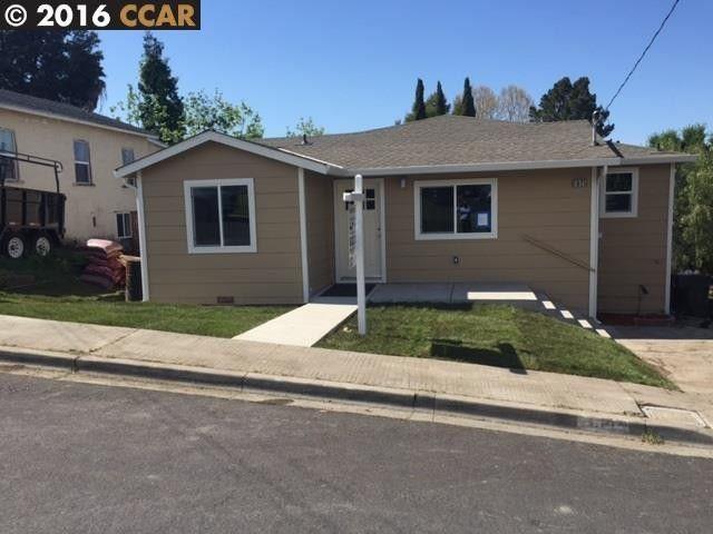 1025 Walnut St Martinez, CA 94553